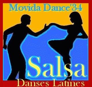 Logo Movida Dance'34